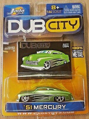 Dub City Toy Cars : Mercury, Green, Black, Mason, Poster, Company
