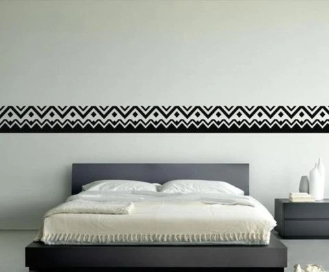 Tribal Border Design For The Home Digital Paper Shop