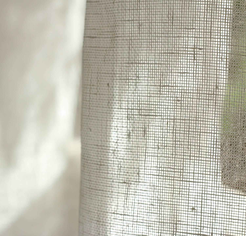 myriad linen curtain