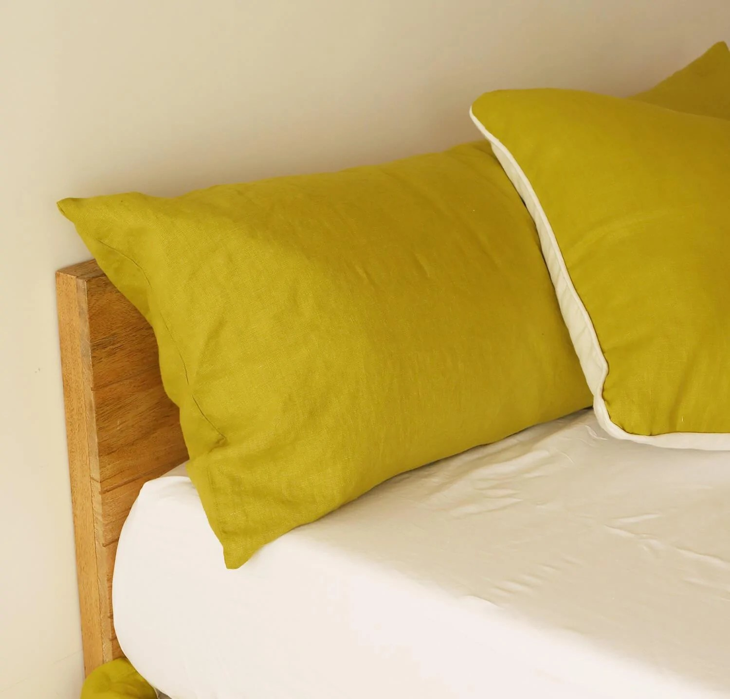 orkney linen body pillow cover