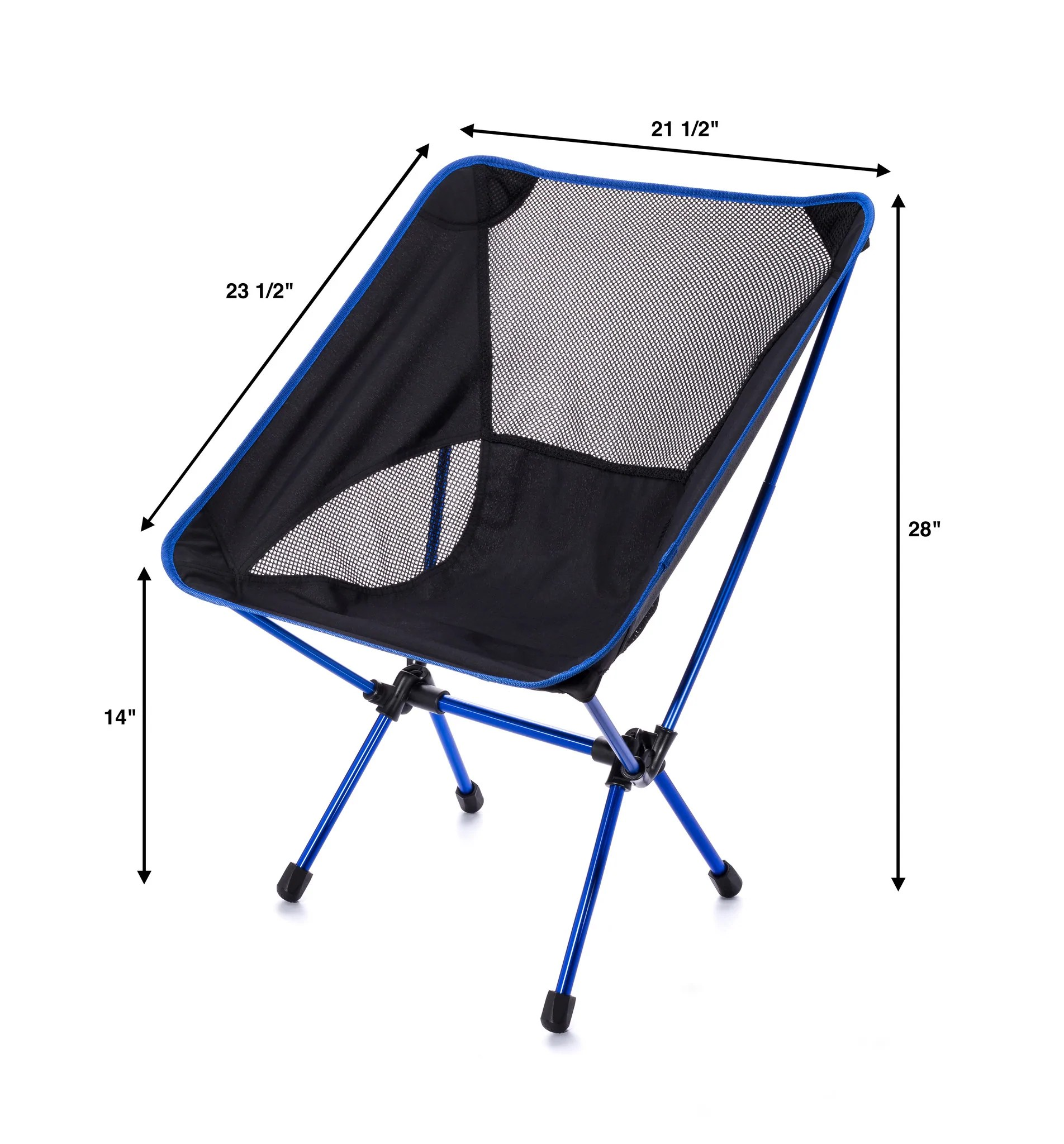 compact camping chair rocking repair kit trekultra portable lightweight camp with bag