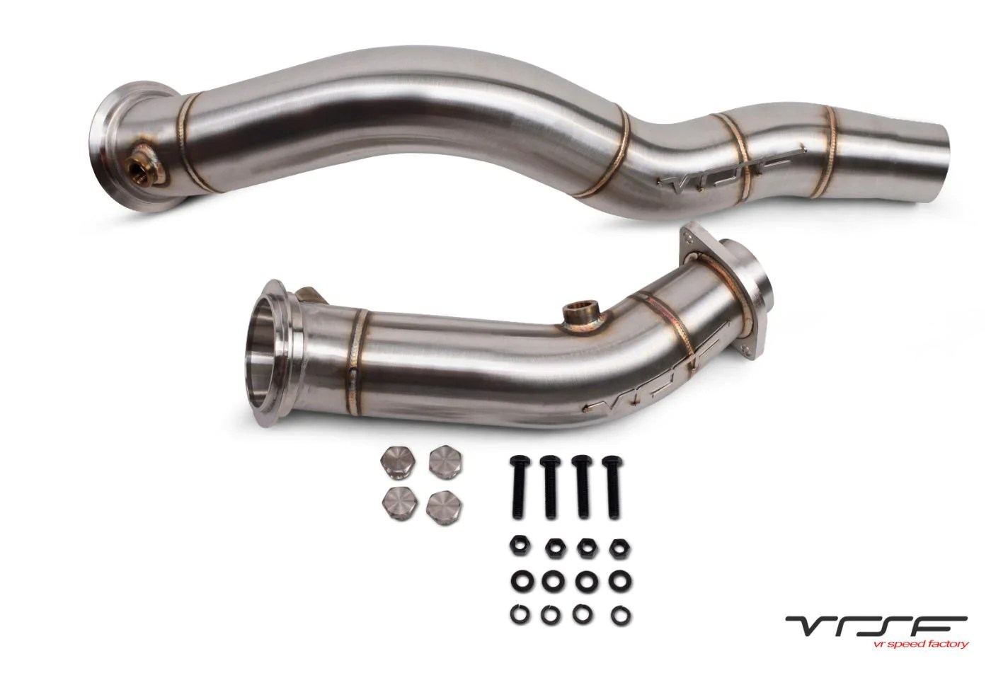 vrsf 3 cast race downpipes 15 19 bmw m3 m4 m2 competition s55 f80 f82 f87