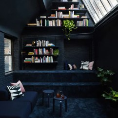 New York Loft Style Living Room Teak Wood Furniture How To Decorate Interiors Online From The Oversized Windows And Soaring Glass Ceiling Exposed Rafters Worn Parquetry Floor Who Wouldn T Want Wake Up This Skyline View