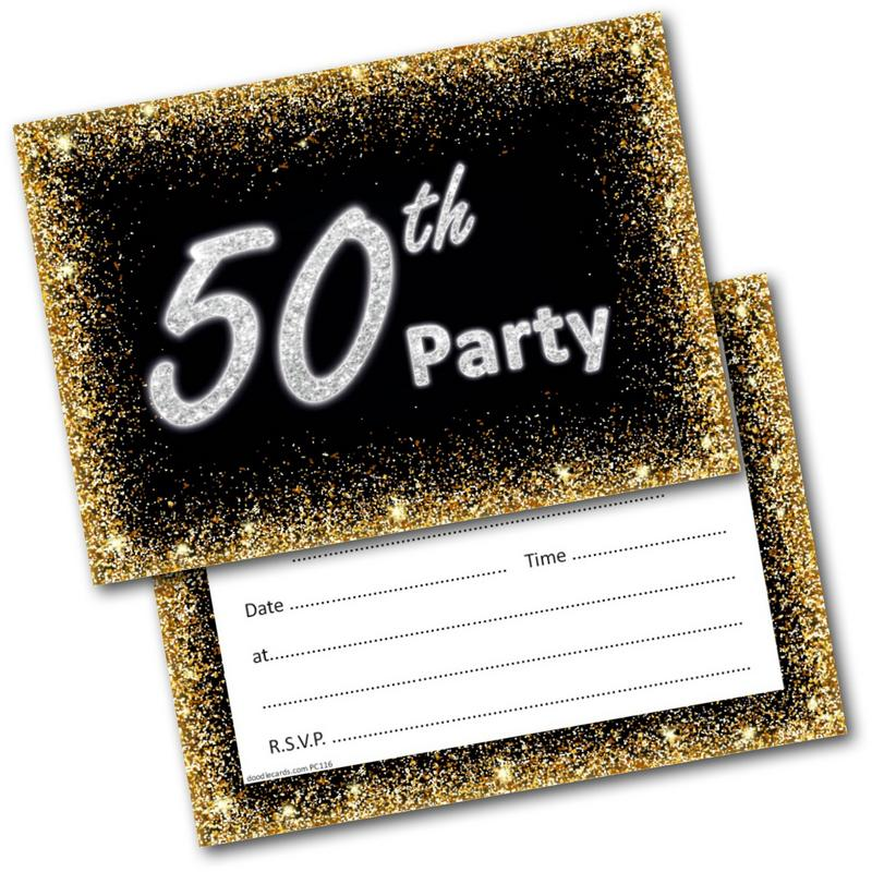 100th birthday party invitations age 100 male mens female womens pack 20 invites greeting cards invitations rateshop home garden