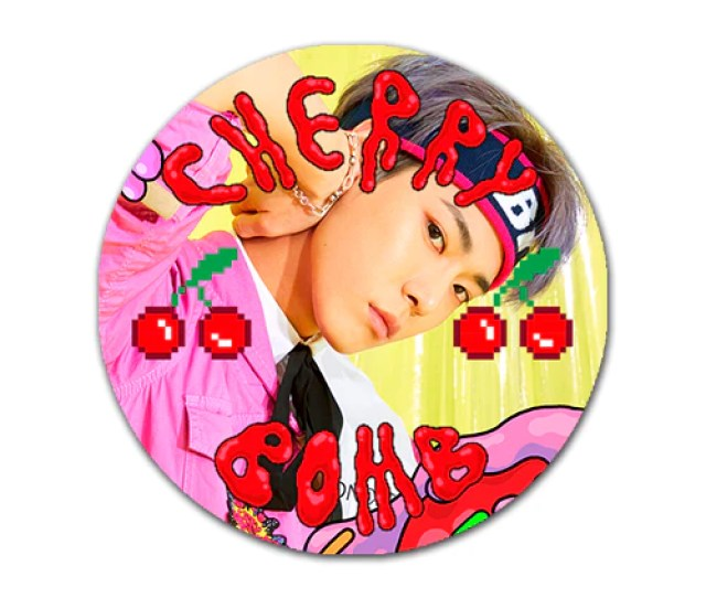Nct 127 Cherry Bomb Pop Holder