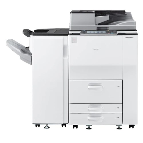 REPOSSESSED Ricoh MP 6002 Monochrome Laser High-End FAST Printer 11x17 – Precision Toner