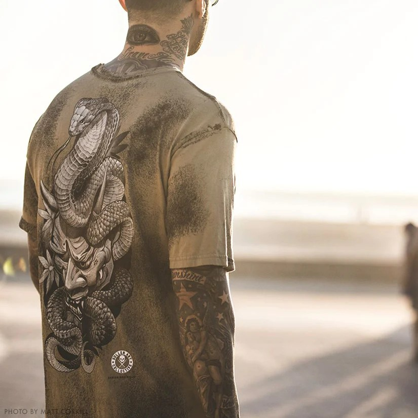 Sullen Art Collective - Tattoo Lifestyle Apparel Brand