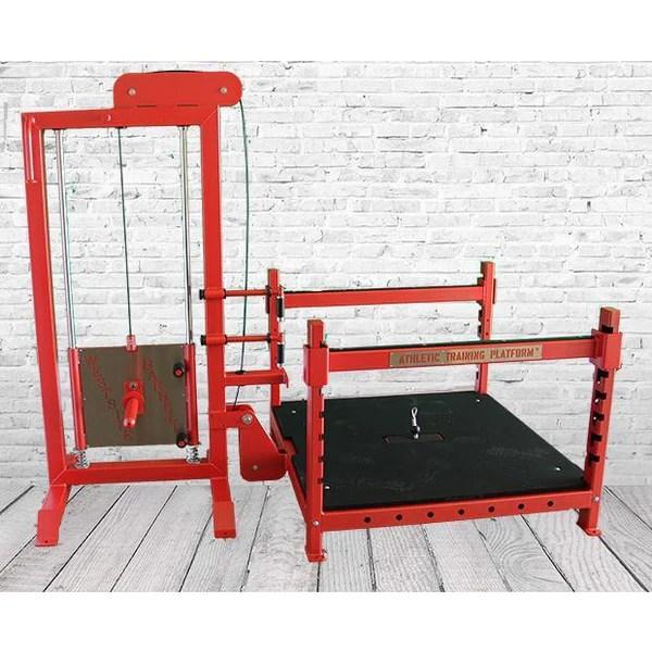 Athletic Training Platform 2018  Westside Barbell