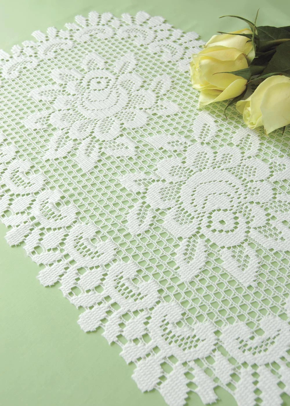 lace placemats pine hill