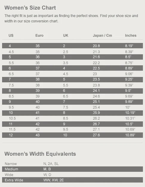 Men   shoe size chart also details about caterpillar maisie ankle women boots gray leather rh ebay
