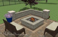 Fun Family Patio Design with Pergola | Download Plan ...