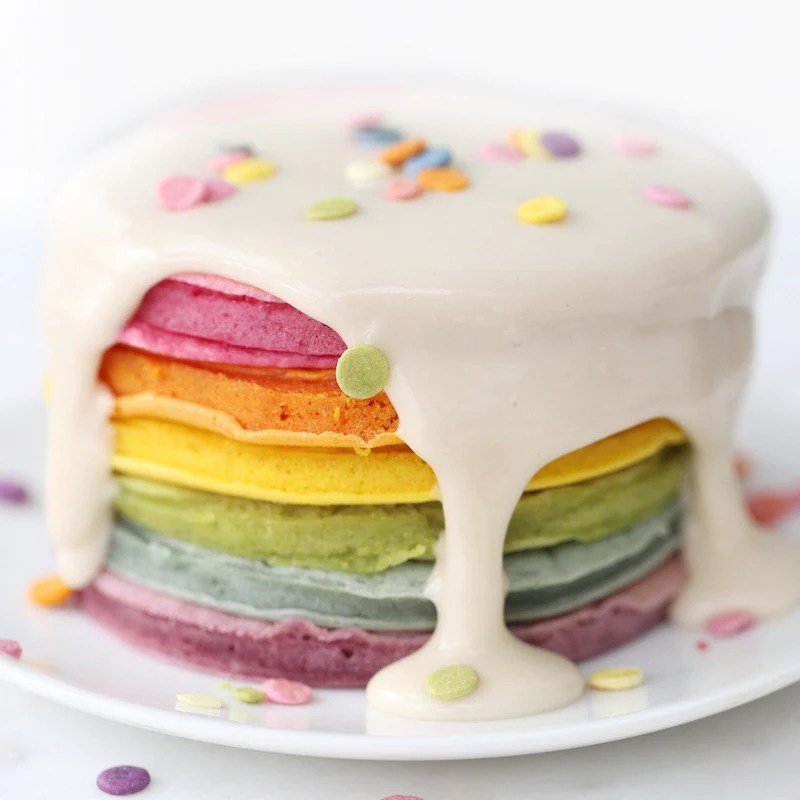 rainbow pancake long 800x800 crop center - Best Holiday Gifts For The Foodie - Gift Guide