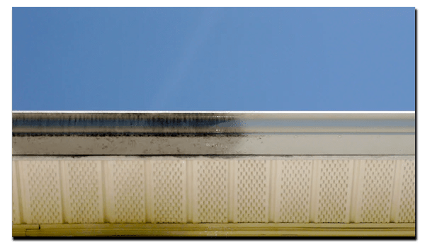 Remove Black Streaks From Gutter and Aluminum Surfaces  SPR International Inc