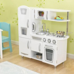 Retro Kids Kitchen Cabinet Base Kidkraft For Little Earth Nest