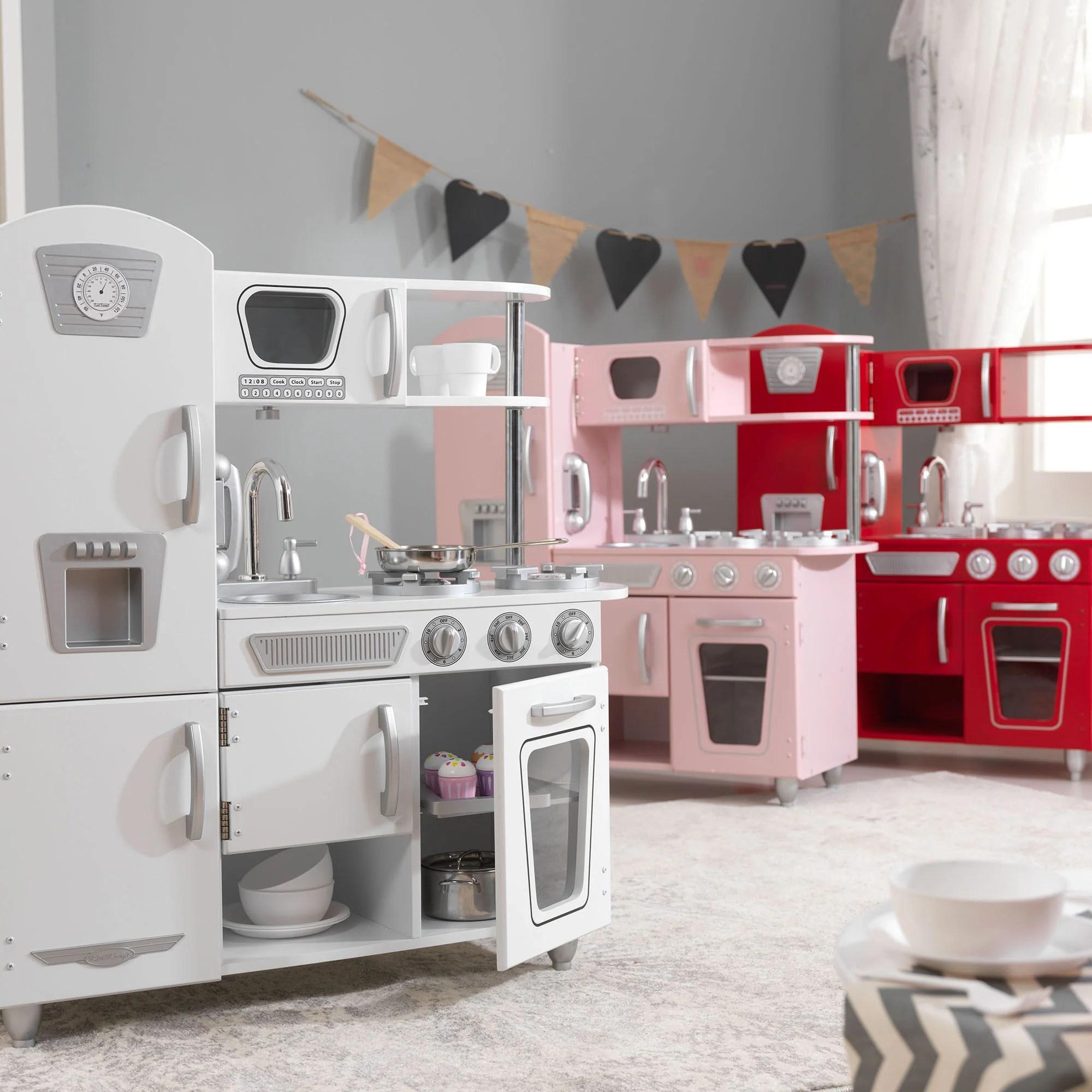 kid craft kitchen aid convection oven kidkraft retro for kids little earth nest 1