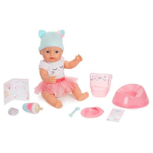 Baby Born InteractiveMovingCrying WettingEating and