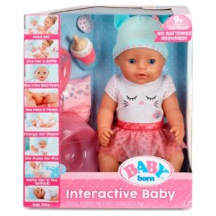 Baby Pink Kitchen Appliances Fruit Curtains Born Interactive Talking,moving,crying, Wetting ...
