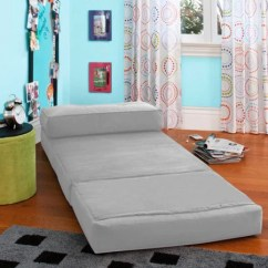 Your Zone Flip Chair Green Glaze Covers Argos Kids Teens Convertible Small Space Lounge Bed Vick S