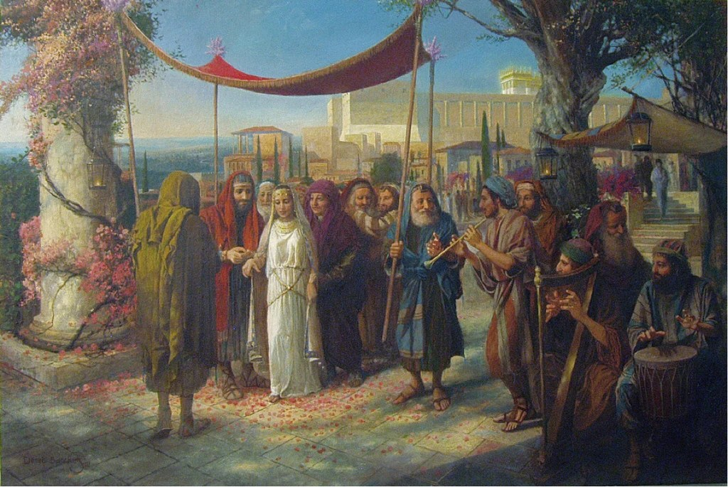 Ancient Wedding Traditions From Around The World