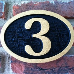 Cape Cod Beach Chair Seat Covers Elastic Custom Carved House Number Signs – The Carving Company