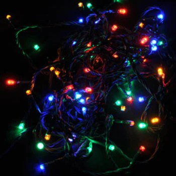 solar christmas party string