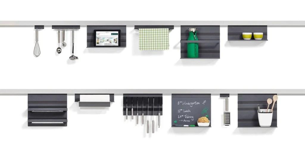 德國 MosaiQ 廚房置物層架系統|置物架廚房|萬用廚房調味架/收納架 – BetterChoice 好德代購