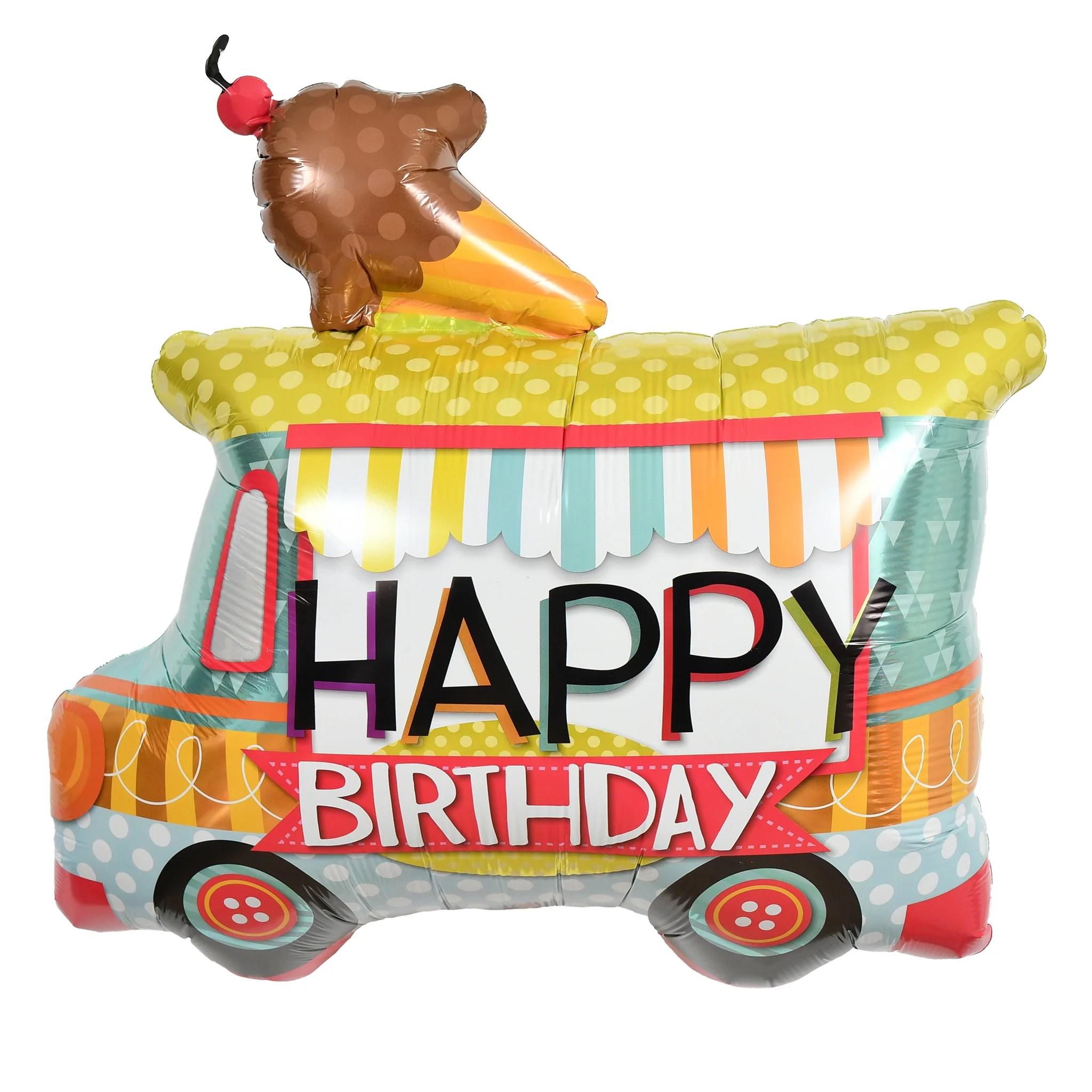 36 happy birthday ice