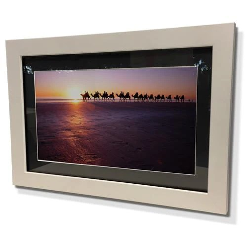 19x23 frame 12x17 print