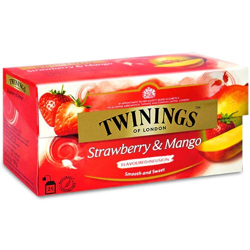 Twinings Fruit Tea – CHARMERRY