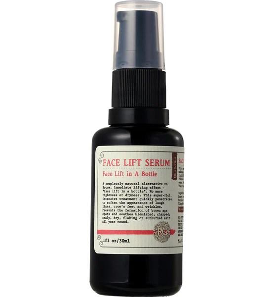 Natural Face Lift Serum Face Lift In A Bottle RG