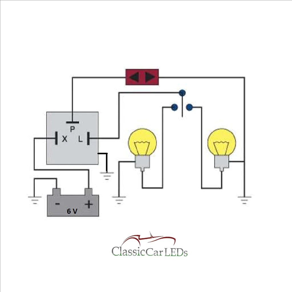 medium resolution of relay positive ground wiring diagram