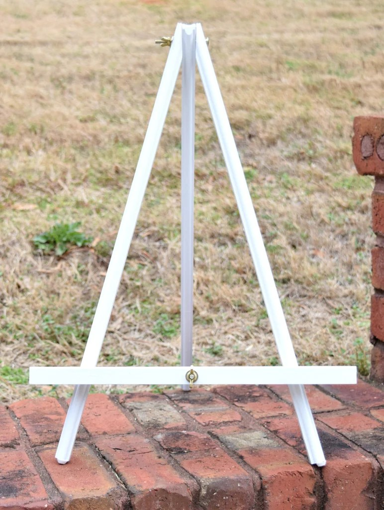 Large Tabletop Easel