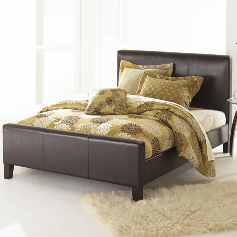 Euro Platform Bed by Fashion Bed with 8 Inch Memory Foam