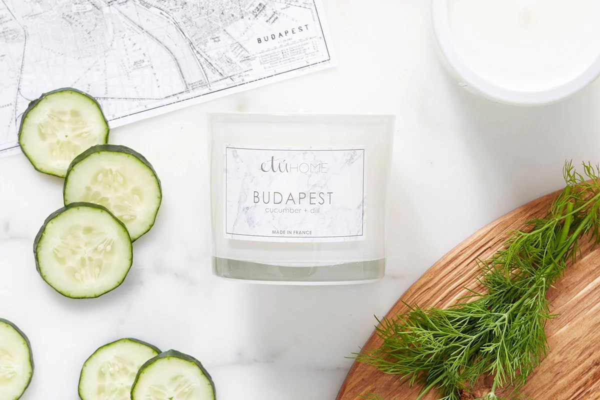 kitchen candles dining room sets small candle budapest cucumber and dill etuhome