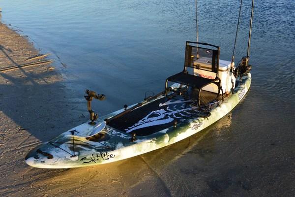 Kaku Kahuna SUP Stand Up Paddleboard Kayak SUP Hybrid