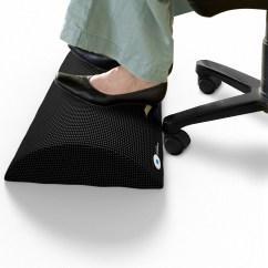Posture Pack Seat Wedge Bertoia Chair Pads Office Ottoman Foot Rest Under Desk Non Slip Foam Cushion