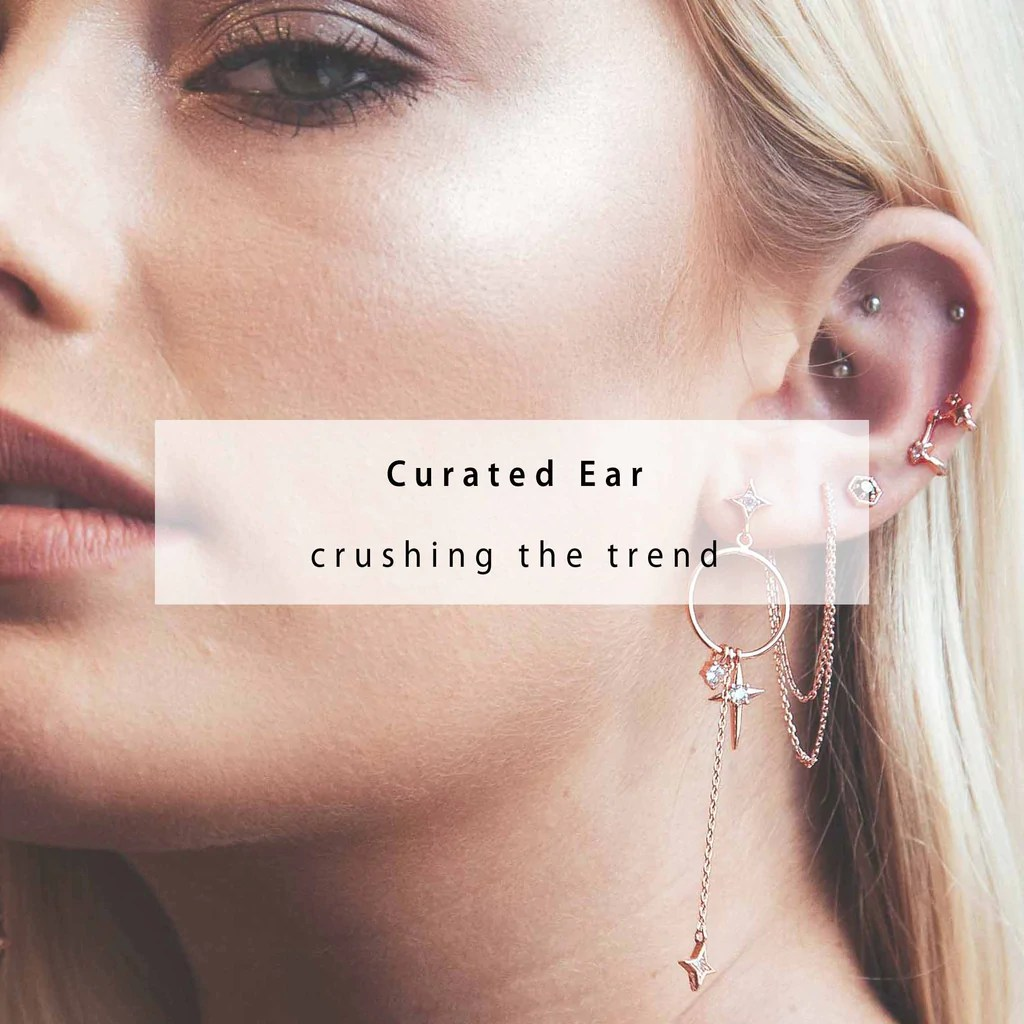 hight resolution of curated ear piercing guide to crush the trend inspirations pinch fold