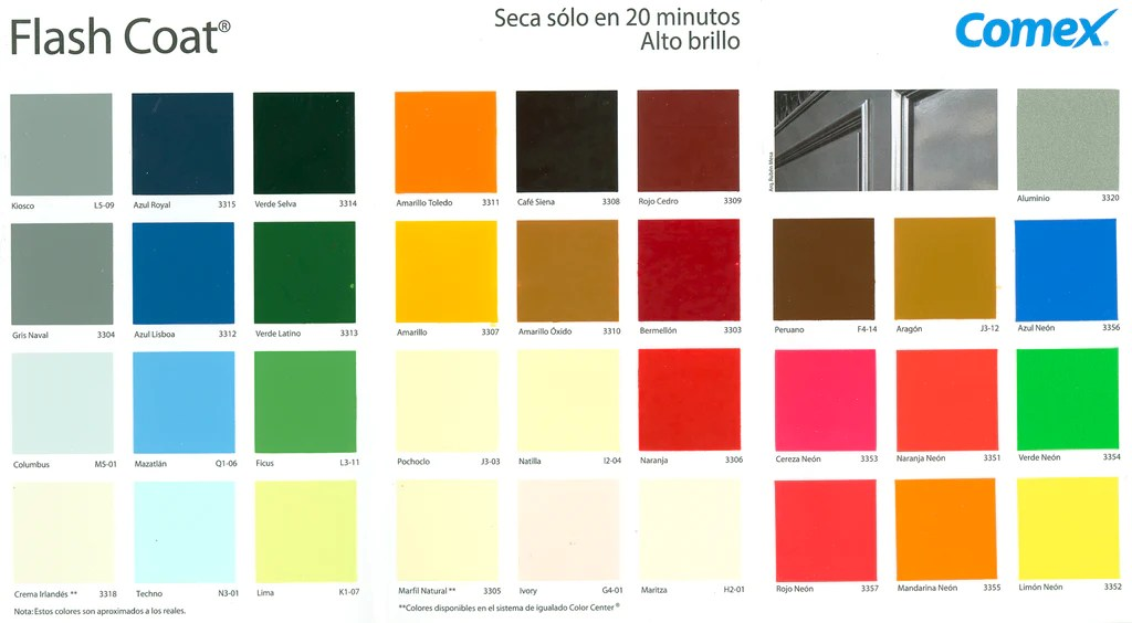 Beautiful Comex Catalogo De Colores Cheap Colores Comex Catalogo