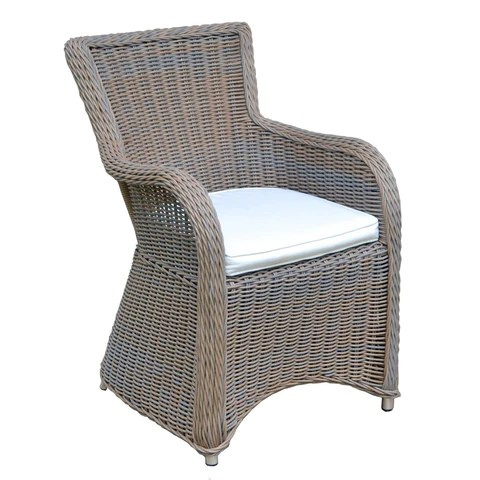 all weather wicker outdoor chairs black folding chair covers kristian dining set of 2