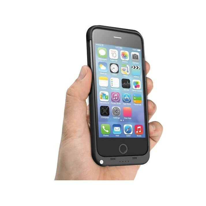 iPM iPhone 6 3200 mAh Powerslider Charger Case - 3 Colors! – theipmstore.com