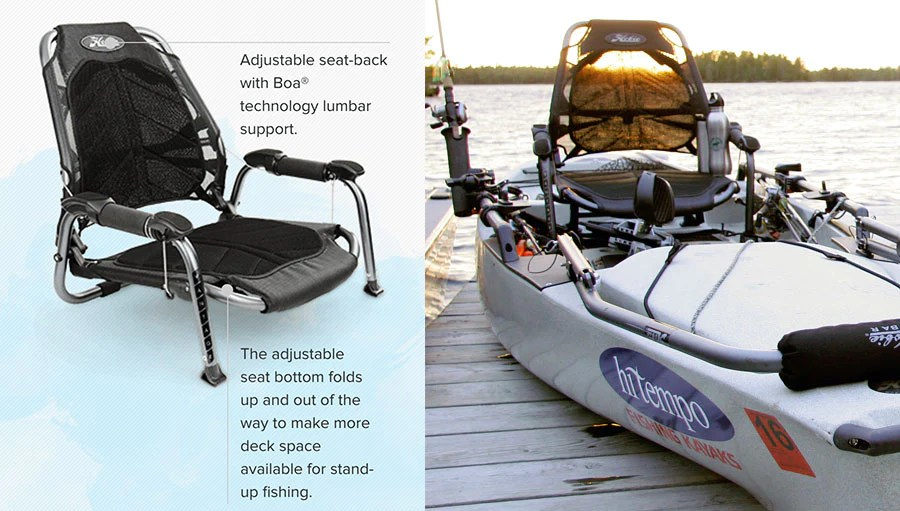 How Important Is A Comfortable Seat For Kayak Fishing