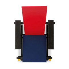 Red Blue Chair Cheap Saucer Cassina 635 And Jane Richards Interiors