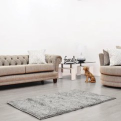 Black 3 Seater Sofa And Cuddle Chair Princess Flip Open Bed Sofas Living Room Furniture Hos Home Anna Chesterfield In Biscuit