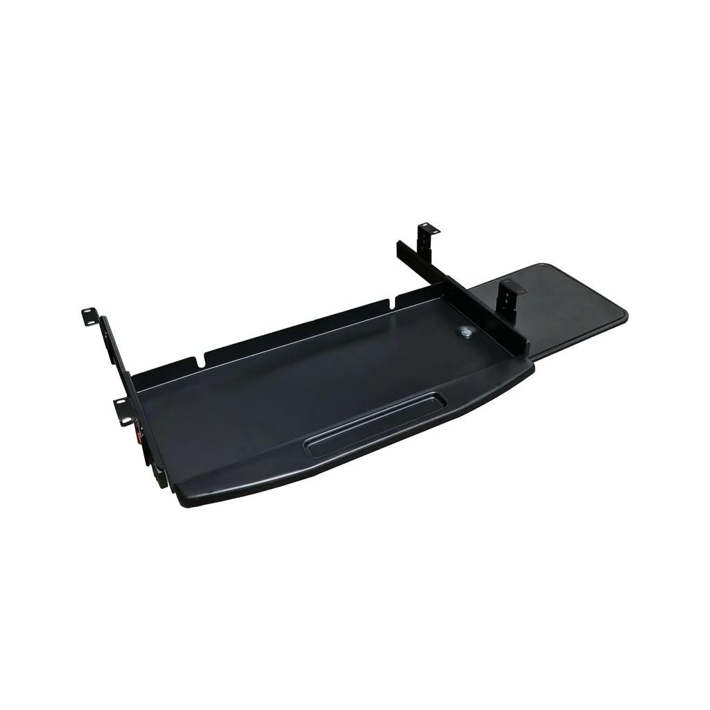 Tilt  Swivel Ergonomic Keyboard Tray with Ambidiestrus