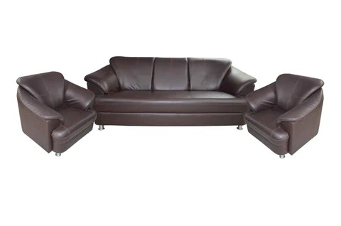sofa sets at low price in hyderabad discount recliner sofas recliners online great prices sanfurn fenton leatherette 3 1 set brown