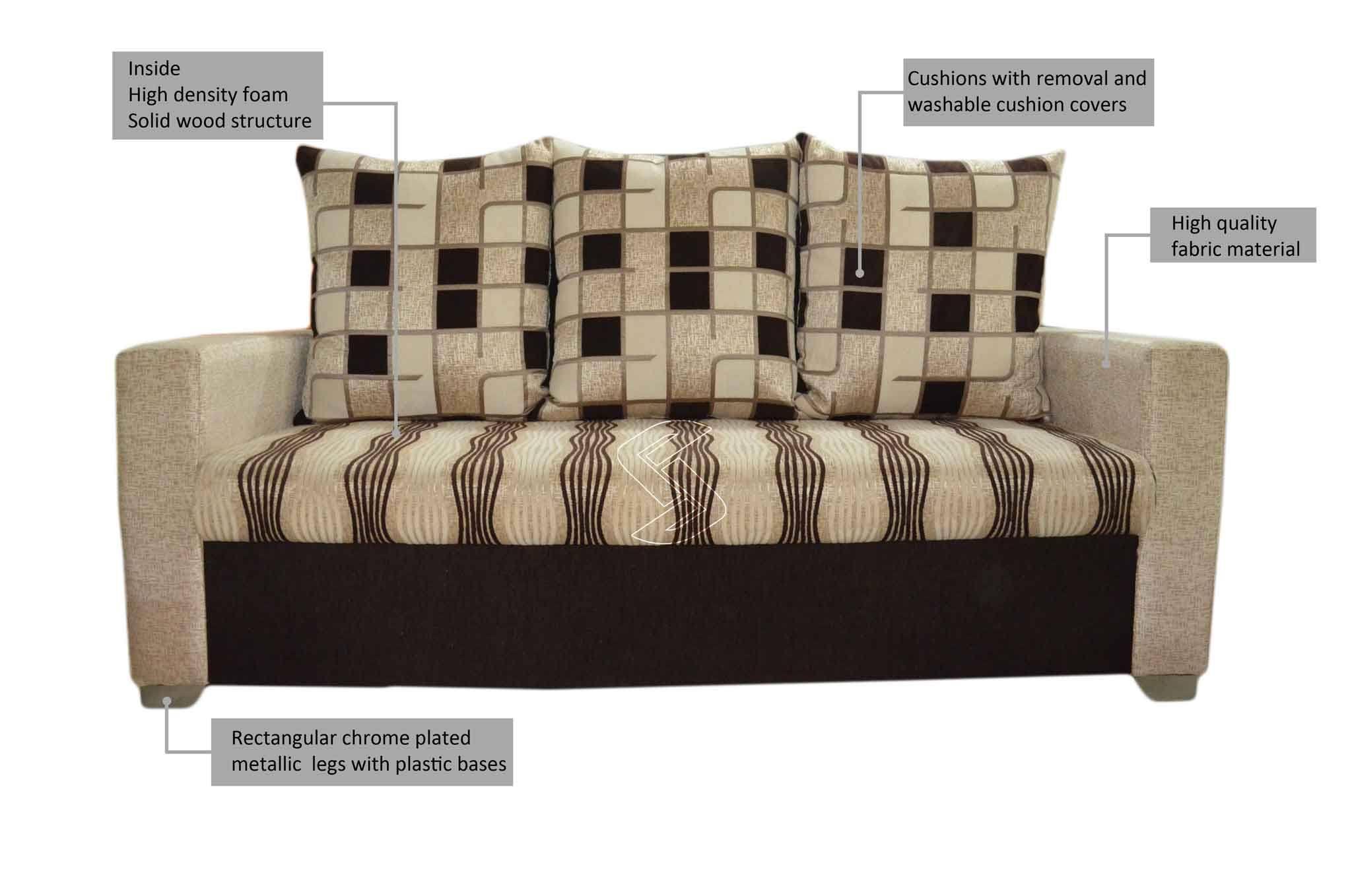 sofa shampoo wash hyderabad bed furniture source selik set beige sets online in