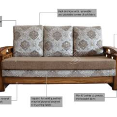 Sofa Shampoo Wash Hyderabad With Storage Underneath Ikea Set Made Of Teak Wood Brokeasshome