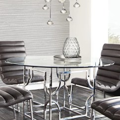 Chair Cba Steel Bedroom For Clothes Bardot Elephant Grey Dining W Stainless Frame