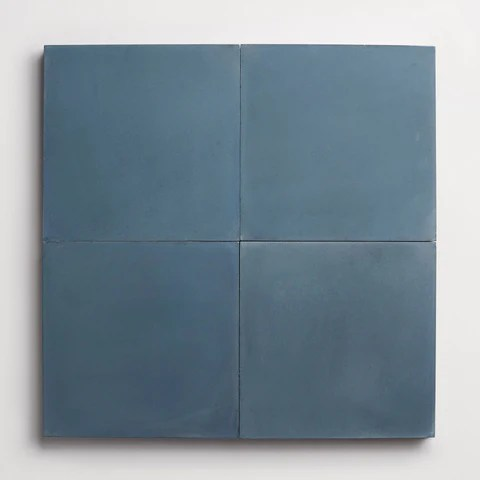 cement solid federal blue square 8 x8 x5 8