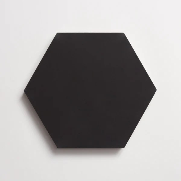 cement solid black hex 8 x9 x5 8